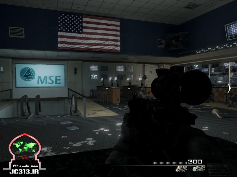 نمادهای فراماسونری اینبار در بازی محبوب Call Of Duty:MW3