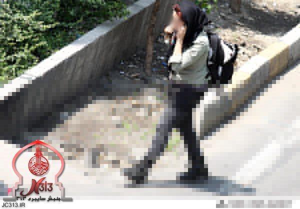 دختران بی حجاب جامعه ایران