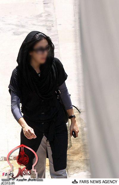 دختران ایرانی و حجاب