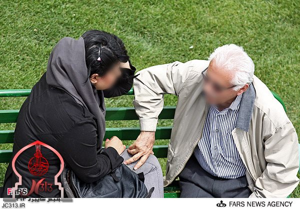 دختر ایرانی و بی حجابی
