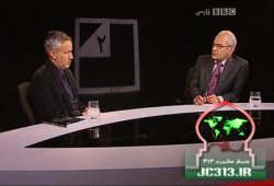 سرگیجه بی بی سی از مواضع دوگانه سران عرب+ فیلم
