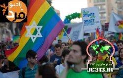 عملیات روانی ارگان سیا با مشارکت سیاهیلشکرهای همجنسباز +تصاویر
