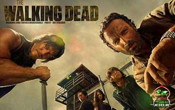 تحلیل سریال Walking Dead / قدم به قدم با مردگان متحرک +تصاویر