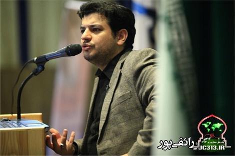 نتیجه تصویری برای مسائل سیاسی منطقه استاد رائفی پور